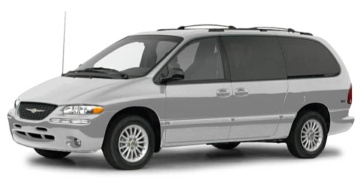 2000 Chrysler Town  U0026 Country Lx All