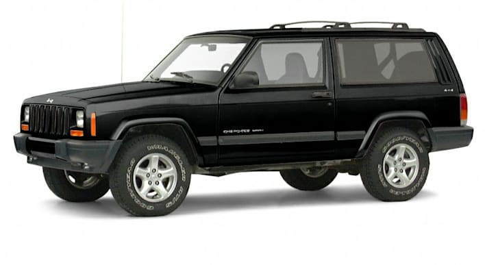 2000 jeep cherokee se 2dr 4x4 pricing and options. Black Bedroom Furniture Sets. Home Design Ideas