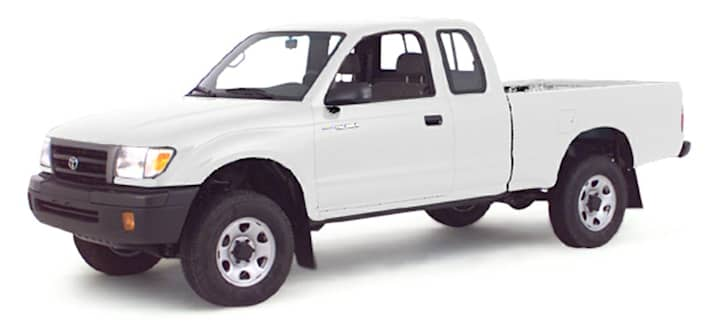 2000 Toyota Tacoma Limited V6 4x4 Xtracab 121 9 In Wb Pricing And Options