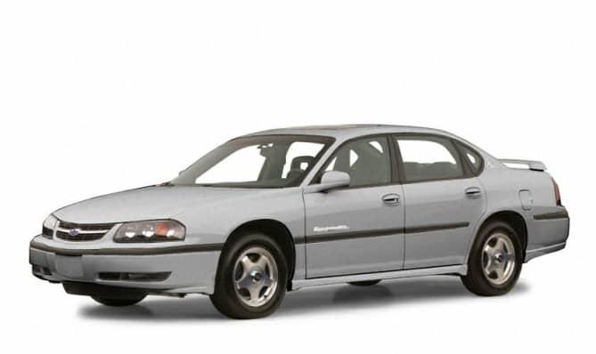 2001 chevrolet impala ls 4dr sedan pricing and options. Black Bedroom Furniture Sets. Home Design Ideas
