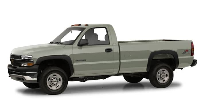 2001 chevrolet silverado 2500hd base 4x2 regular cab 8 ft box 133 in wb pricing and options. Black Bedroom Furniture Sets. Home Design Ideas