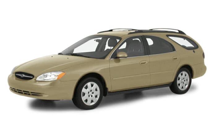 2001 ford taurus station wagon specs