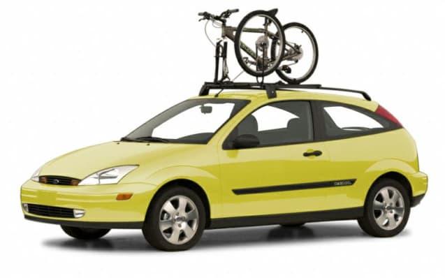 2001 ford focus zx3 2dr hatchback specs and prices. Black Bedroom Furniture Sets. Home Design Ideas