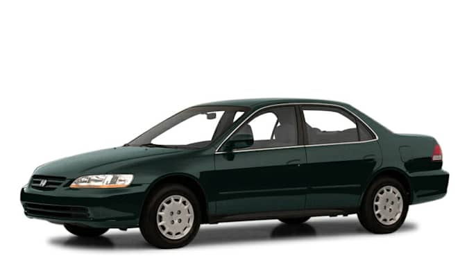 2001 honda accord 2 3 lx 4dr sedan pricing and options. Black Bedroom Furniture Sets. Home Design Ideas