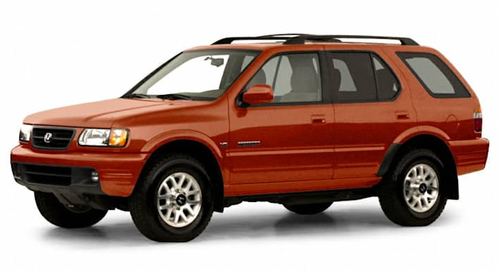 2001 honda passport ex 4dr 4x2 pricing and options. Black Bedroom Furniture Sets. Home Design Ideas