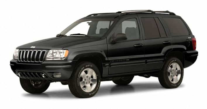 2001 Jeep Grand Cherokee Laredo 4dr 4x4 Specs And Prices