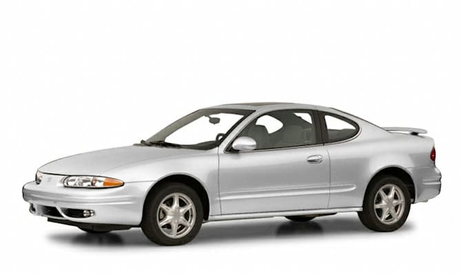 2001 oldsmobile alero gl4 2dr coupe pricing and options autoblog