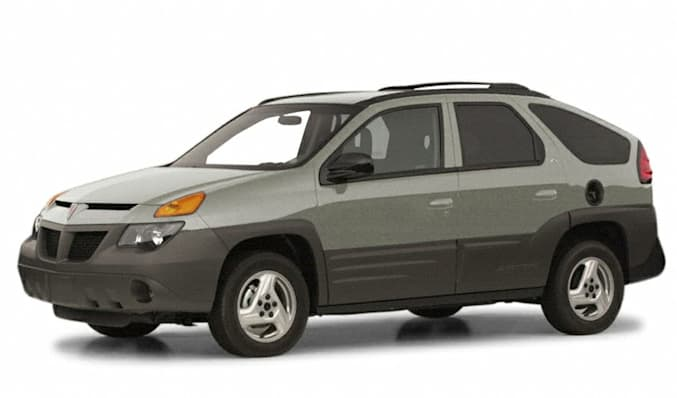 2001 Pontiac Aztek Gt 4dr All Wheel Drive Specs And Prices