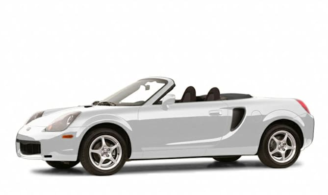 2001 Toyota Mr2 Spyder Base 2dr Convertible Specs And Prices
