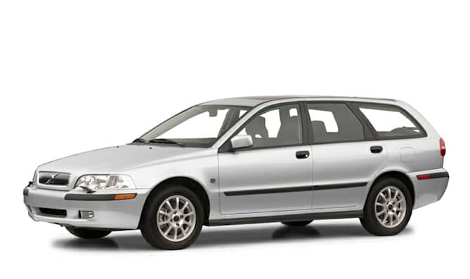 2001 volvo v40 a 4dr station wagon specs and prices. Black Bedroom Furniture Sets. Home Design Ideas