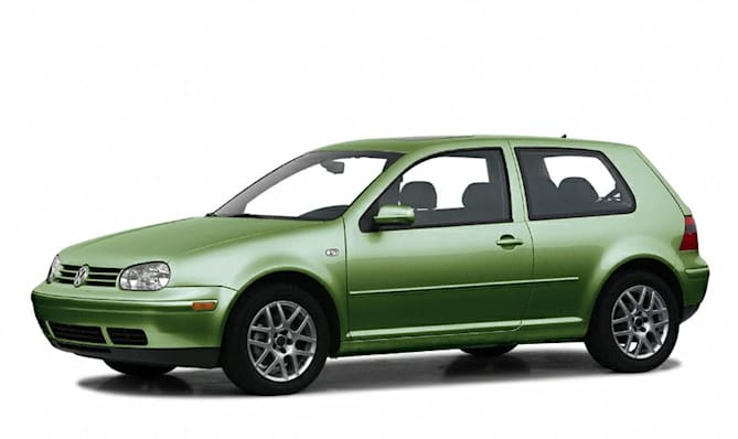 2001 Volkswagen GTI GLX 2dr Hatchback Specs and Prices