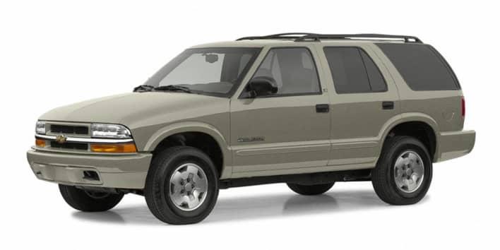 2002 Chevrolet Blazer Ls 4dr 4x4 Specs And Prices