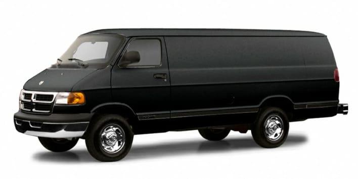 2002 dodge ram van 3500 conversion cargo van 127 2 in wb pricing and options. Black Bedroom Furniture Sets. Home Design Ideas