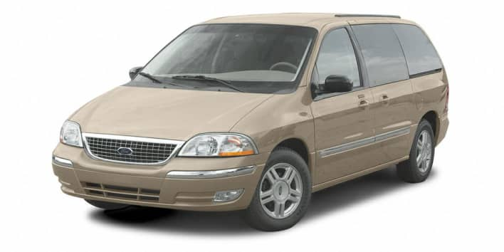 2002 ford windstar se standard 4dr wagon pictures autoblog