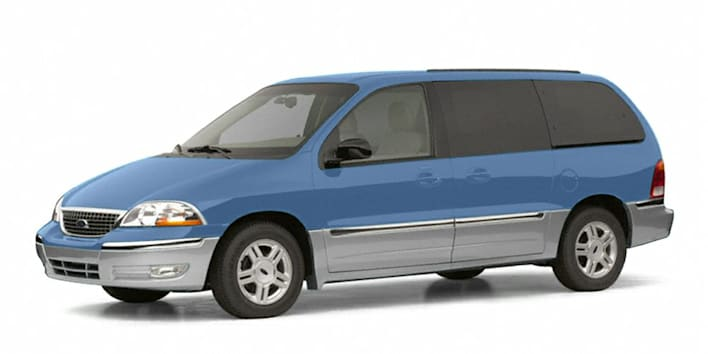 2002 Ford Windstar Lx Base 4dr Wagon Pricing And Options