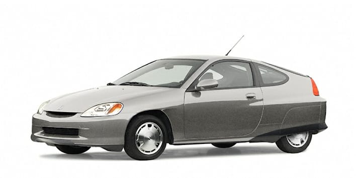 2002 honda insight base 2dr hatchback pricing and options. Black Bedroom Furniture Sets. Home Design Ideas