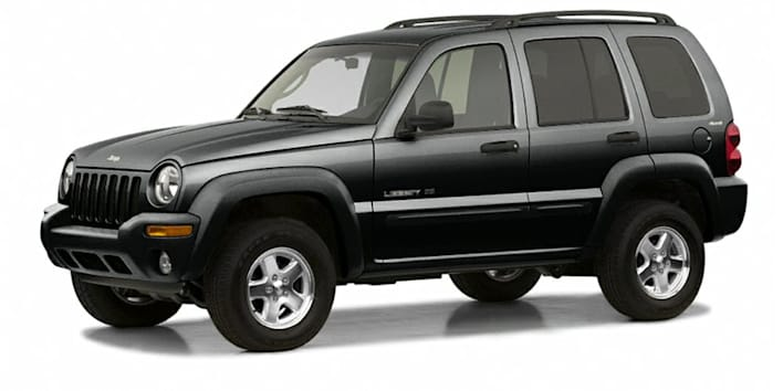 2002 Jeep Liberty Limited Edition 4dr 4x4 Specs And Prices