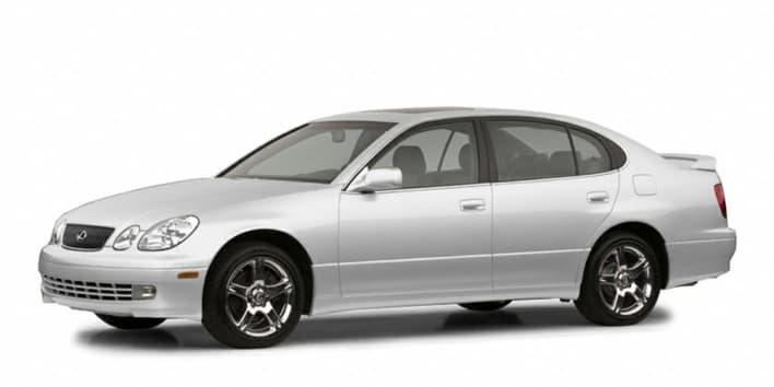 2002 Lexus GS 430 Pricing