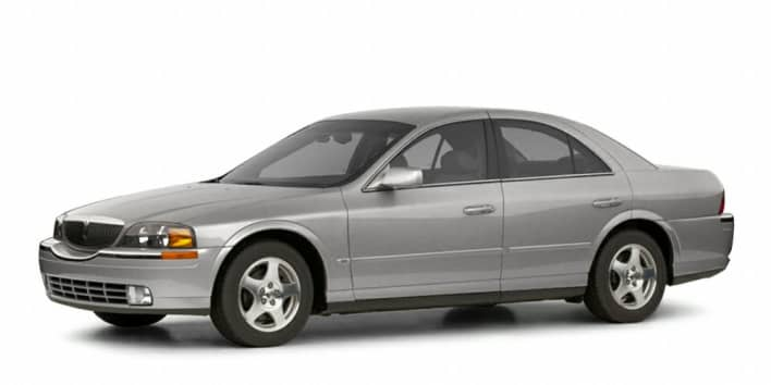 2002 Lincoln Ls V8 Auto Lse 4dr Sedan Specs And Prices