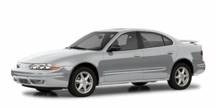 2002 oldsmobile alero gl1 4dr sedan pricing and options. Black Bedroom Furniture Sets. Home Design Ideas