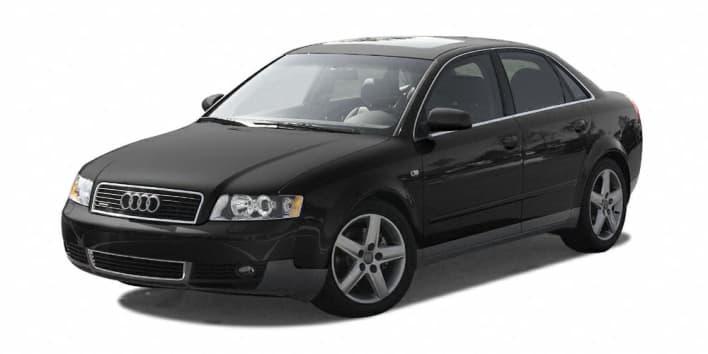 2003 audi a4 1 8t 4dr all wheel drive quattro sedan specs. Black Bedroom Furniture Sets. Home Design Ideas