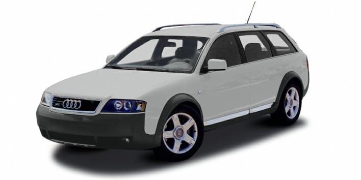 2003 Audi Allroad 2 7t 4dr All Wheel Drive Quattro Wagon Specs And Prices
