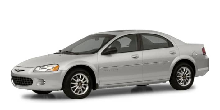2003 chrysler sebring lxi 4dr sedan specs and prices exterior color sciox Images