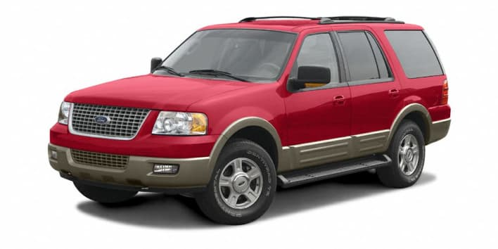 2003 Ford Expedition Eddie Bauer 54L 4x4 Specs and Prices