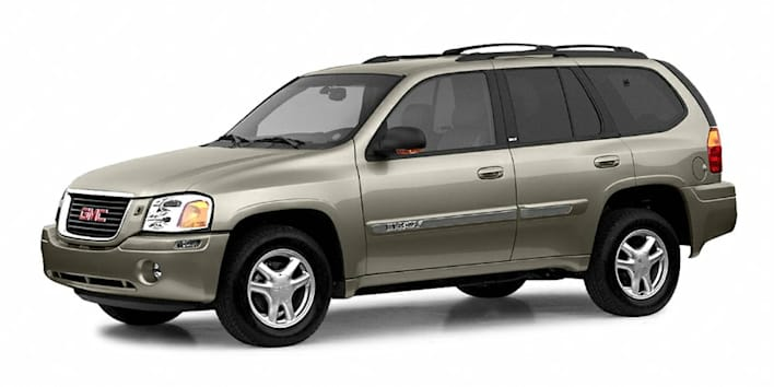 2003 gmc envoy sle 4x4 pricing and options. Black Bedroom Furniture Sets. Home Design Ideas