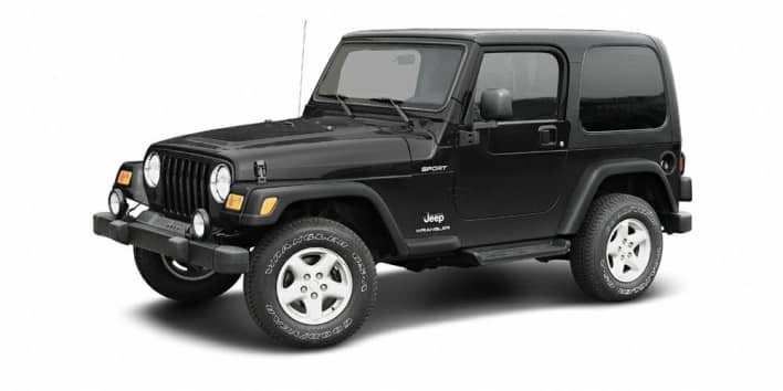 2003 Jeep Wrangler X 2dr 4x4 Specs And Prices