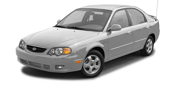 2003 Kia Spectra Gs 4dr Liftback Pricing And Options