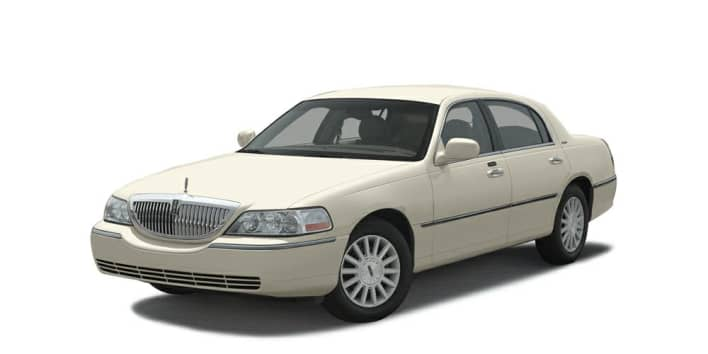 2003 Lincoln Town Car Cartier L 4dr Sedan Safety Features