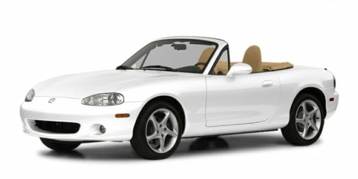 2003 Mazda Mx 5 Miata Cloth 2dr Convertible Safety Features