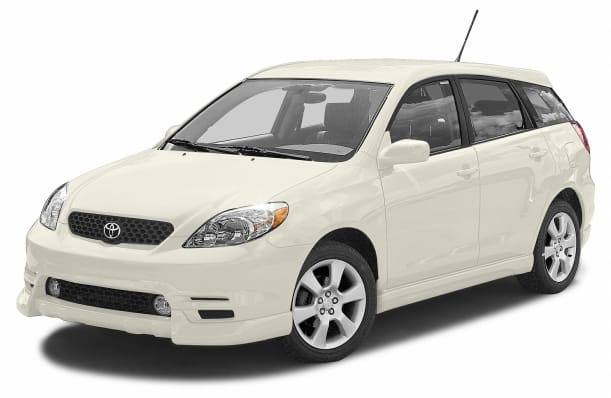2003 toyota matrix standard all wheel drive hatchback. Black Bedroom Furniture Sets. Home Design Ideas