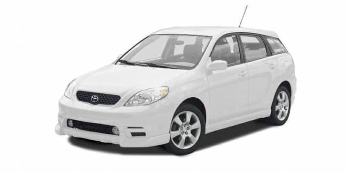 2003 toyota matrix xr front wheel drive hatchback pricing and options. Black Bedroom Furniture Sets. Home Design Ideas