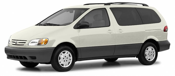 2003 toyota sienna le 4dr passenger van specs and prices. Black Bedroom Furniture Sets. Home Design Ideas
