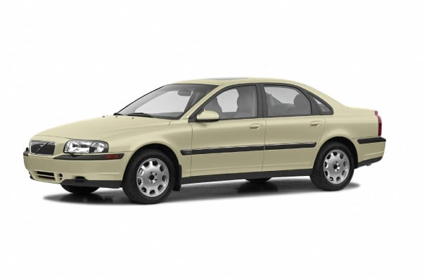 2003 Volvo S80 2 9 A 4dr Sedan Specs And Prices