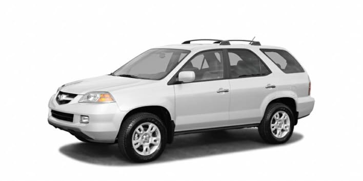 2004 Acura MDX 35L 4dr 4x4 Specs and Prices