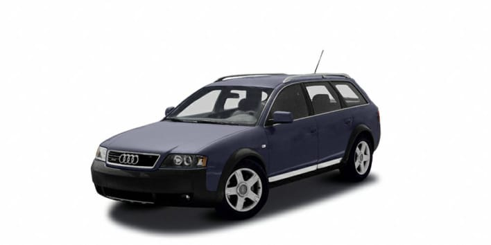 2004 audi allroad 2 7t 4dr all wheel drive quattro wagon pricing and options. Black Bedroom Furniture Sets. Home Design Ideas