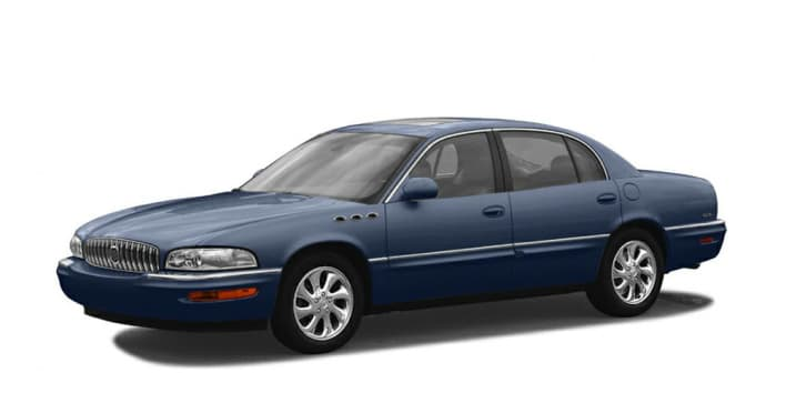 2004 Buick Park Avenue Ultra 4dr Sedan Pricing And Options