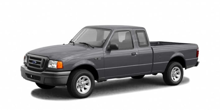 2004 ford ranger tremor 3 0l standard 2dr 4x2 super cab. Black Bedroom Furniture Sets. Home Design Ideas
