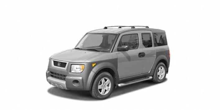 2004 Honda Element LX 4x4 Pricing and Options