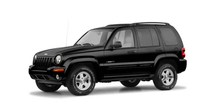 2004 jeep liberty renegade 4dr 4x4 specs and prices. Black Bedroom Furniture Sets. Home Design Ideas