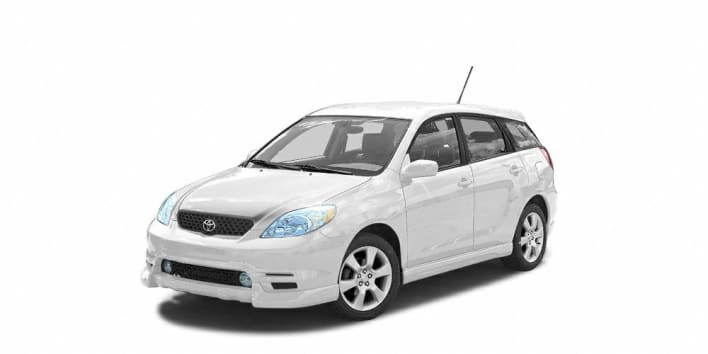 2004 toyota matrix xr all wheel drive hatchback pricing and options. Black Bedroom Furniture Sets. Home Design Ideas