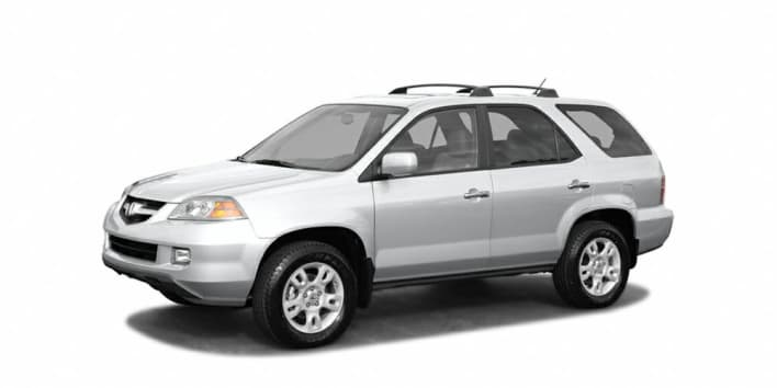 2005 Acura MDX 3.5L 4dr 4x4 Pricing and Options