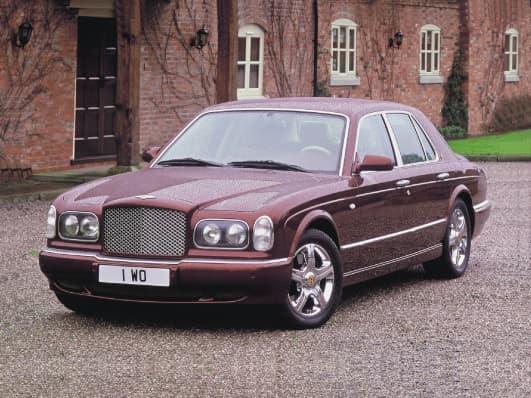 2005 Bentley Arnage R 4dr Sedan Pricing And Options