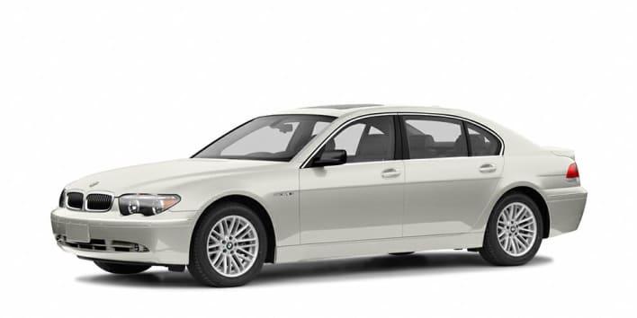 2005 BMW 760 Li 4dr Sedan Pictures