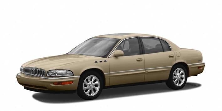 2005 buick park avenue ultra 4dr sedan pricing and options. Black Bedroom Furniture Sets. Home Design Ideas