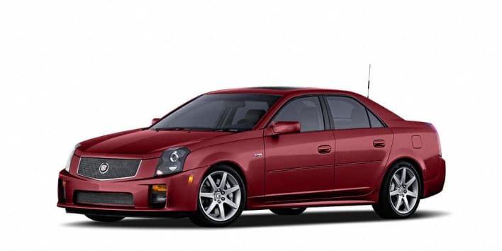 2005 cadillac cts v base 4dr sedan specs and prices. Black Bedroom Furniture Sets. Home Design Ideas