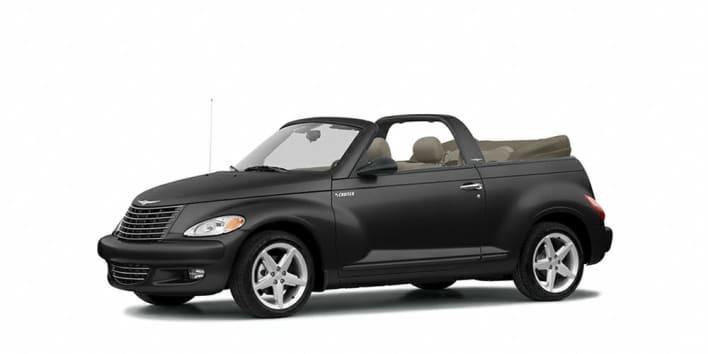 2005 chrysler pt cruiser gt 2dr convertible specs and prices. Black Bedroom Furniture Sets. Home Design Ideas